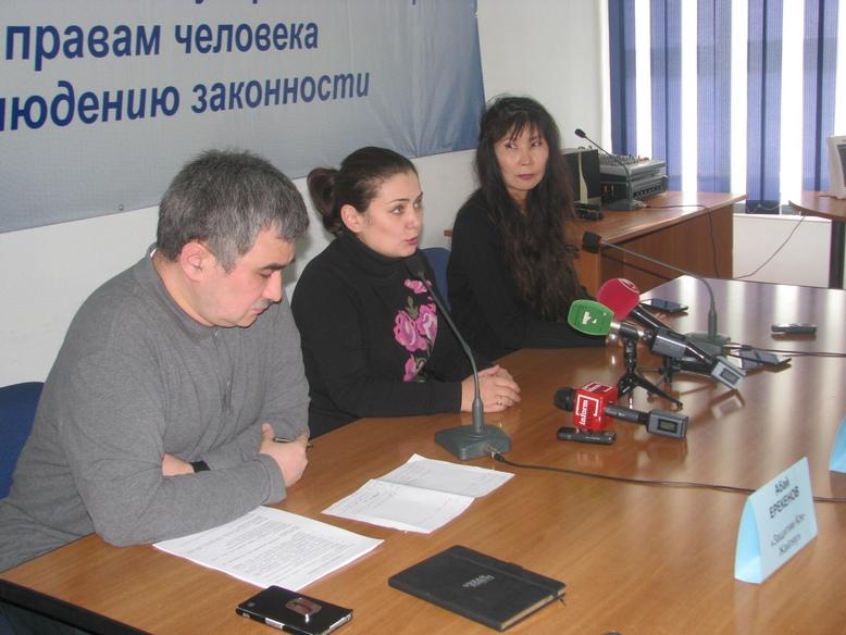 Хватит гробить Алматы_пресс-конференция